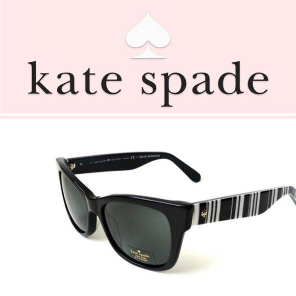 Kate Spade 'alora' Polarized Sunglasses w//case